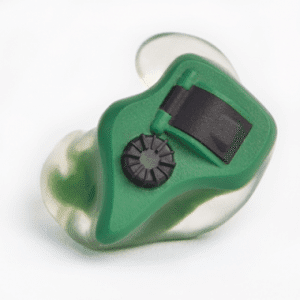 Custom Ear Plug - Green